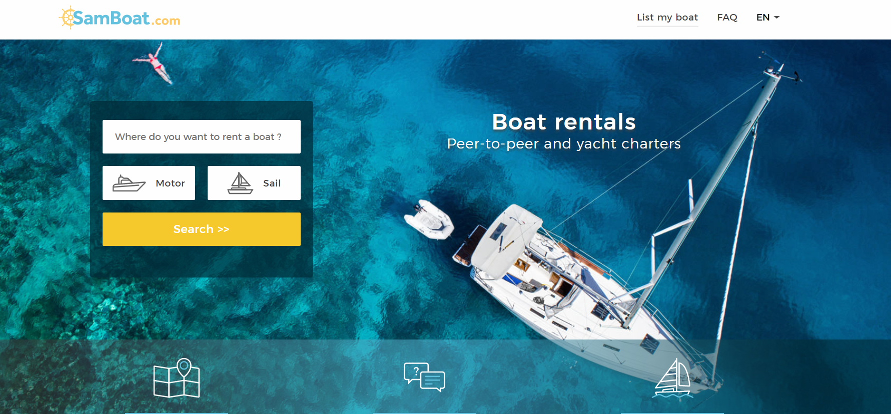 A Captain is Announced in the 'Airbnb for Boats' Race