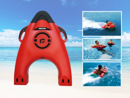 AEF Electric Floating Board for Water Entertainment Now Available From FZBlue