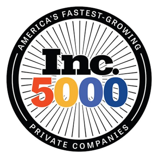 Finance Startup, PaymentCloud, Ranks No. 295 on the Inc. 5000 List
