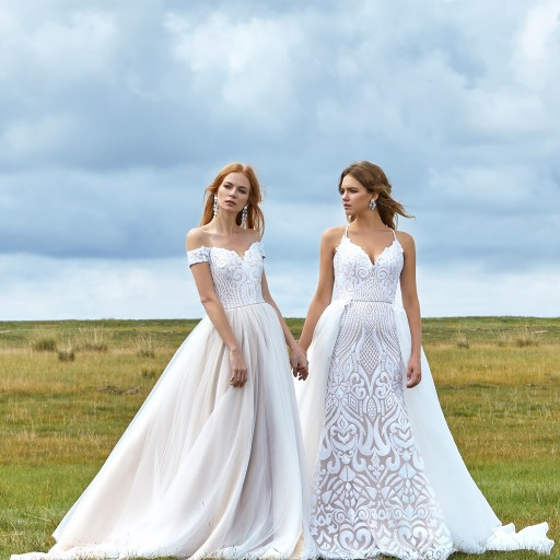 CocoMelody Introduced Their Captivating New Bridal Collection for 2019