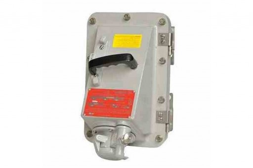 Larson Electronics Releases Explosion Proof Receptacle W/ Disconnect Switch, 100 Amp Rated