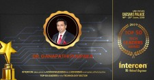 Dr. Ganapathi Pulipaka receives Top 50 Technology Leaders Award in the category of AI, Machine Learning, Data Science, Mathematics, and Statistics