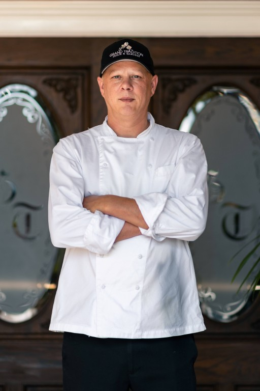 Grand Tradition Estate & Gardens Welcomes Culinary Chef Karl Elliott
