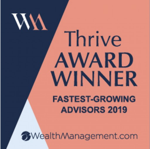 Centurion Wealth Management Recognized on WealthManagement.com's 2019 Thrive List of Fastest-Growing Advisors