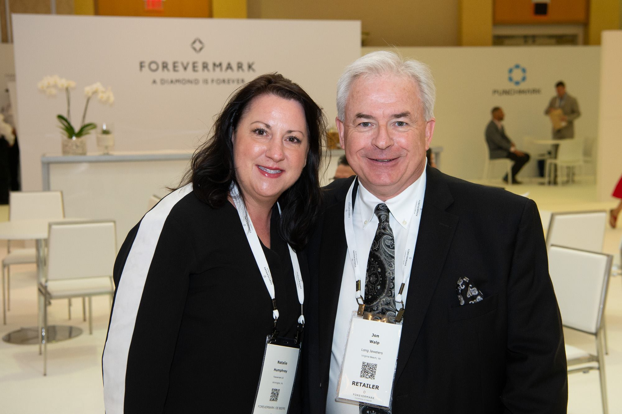 Long Jewelers Attends the Eighth Annual Forevermark Forum in Palm