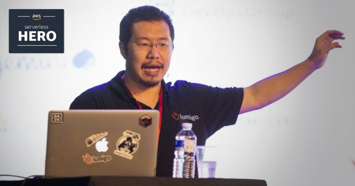 AWS Serverless Hero Yan Cui Joins Lumigo to Lead the Company's Serverless Consulting Service