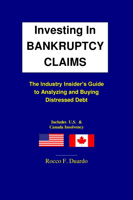 DB Press LLC Releases New Book - 'Investing in Bankruptcy Claims'