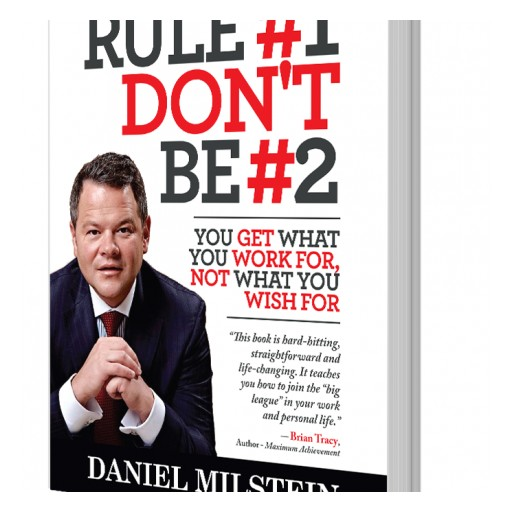 Hockey Sports Agent Daniel Milstein Shares His Secrets of Success in Rule #1 Don't Be #2