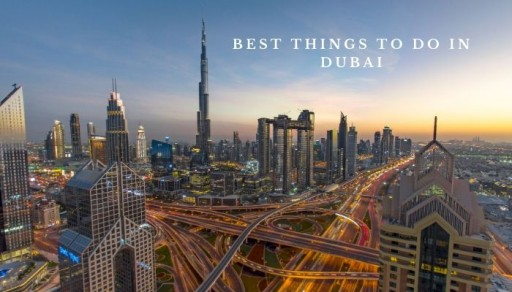 Best Things to Do in Dubai and Skydiving Packages From Cloudsdeal