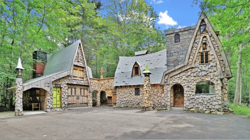Storybook Cottage by Renowned Designer Offered at Auction