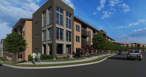 Wood Partners Announces Groundbreaking of Alta Spring Creek in Garland