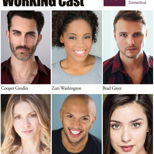 Act of Connecticut Announces All-Star Cast for Its World Premiere Adaptation of 'Working - a Musical'