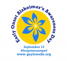 Early Onset Alzheimer's Awareness Day