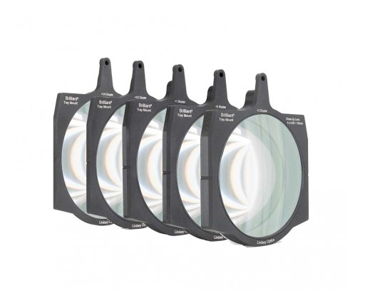 Lindsey Optics Brilliant² Tray Mount Close-Up Lenses