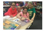 STEM Academy students working with Snap Circuits