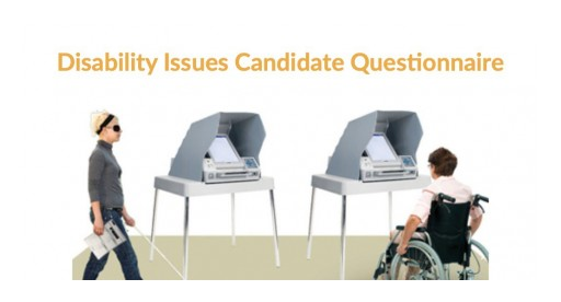 Political Candidates Highlight Disability Issues