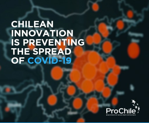 Chilean Innovation is Preventing the Spread of COVID-19