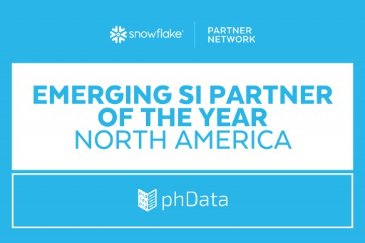 phData Named Snowflake Emerging Partner of the Year
